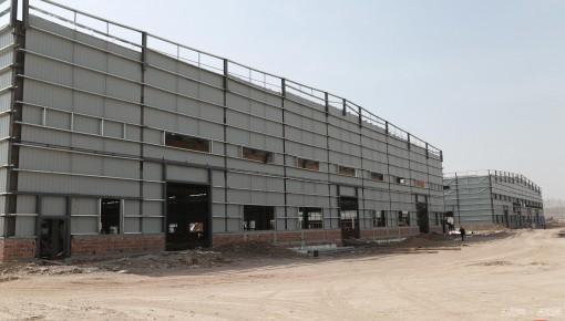 延吉新能源汽车项目复工 首辆车将于9月下线