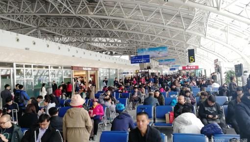 吉林机场集团清明节小长假运送旅客11.55万人次