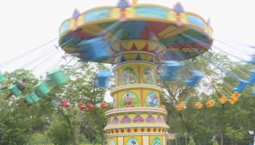 长春南湖公园模拟游乐设施故障 提升处置能力