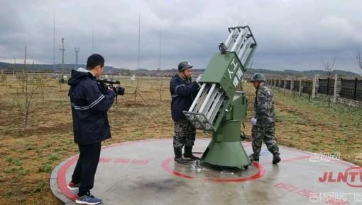 194枚人工火箭弹助力增雨、增雪 戳进来看精彩瞬间
