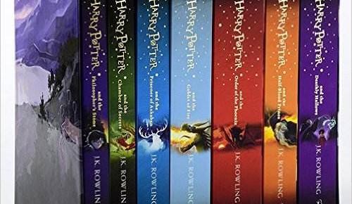 """""""哈利·波特""""系列图书推出英汉对照版"""
