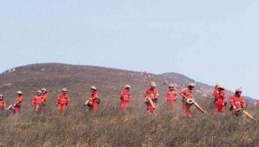 吉林省开展为期50天春季森林草原防火攻坚战