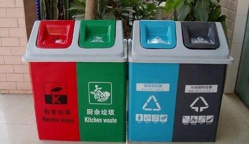 今年长春市确定261个小区试点垃圾分类