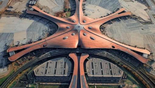 北京大兴国际机场今日真机试飞 验证12项飞行程序