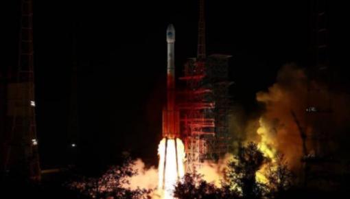 中国成功发射第45颗北斗导航卫星 属地球静止轨道卫星