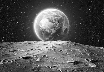 地球水起源与月球形成有关 大量水约44亿年前到人间