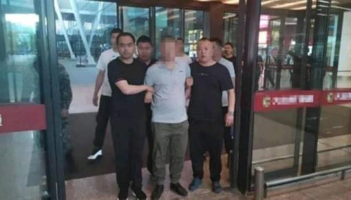 """""""漂白""""身份隐姓埋名 潜逃17年终落网"""