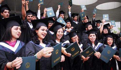 中国成为亚洲最大留学目的国