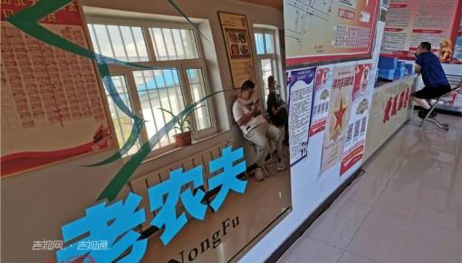 """脫貧小故事丨大北山火了 """"老農夫""""牛了"""