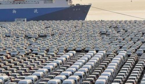 5月汽车进出口均达10万辆 进口车年内有望回升