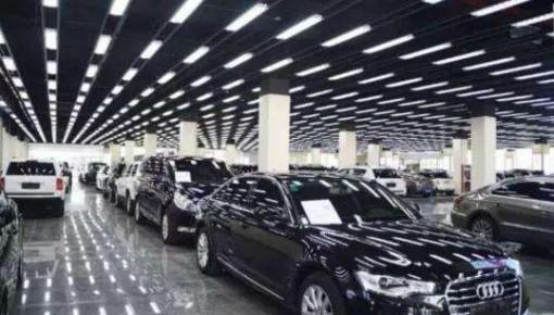 二手车交易市场待规范