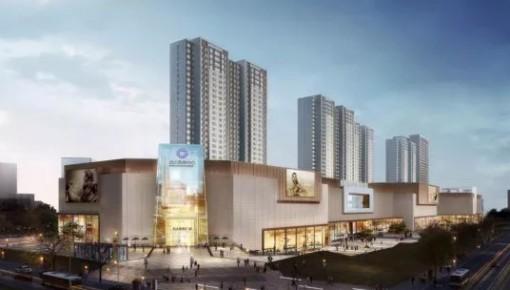 长春南湖中街要建大型购物广场?效果图来了!