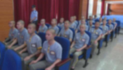 吉林省未成年犯管教所一場特殊的家長會
