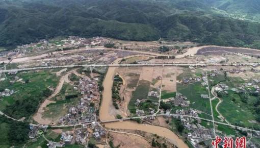 入汛以来22省份遭洪灾 83人死亡或失踪 降雨将继续