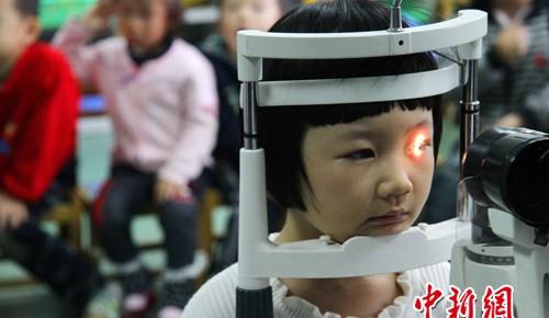 教育部:近视防控是中小学健康促进行动重要指标