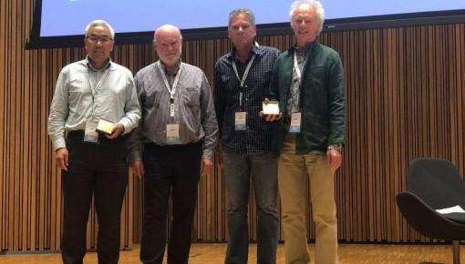 中国科学家沈树忠获地层学国际最高金奖