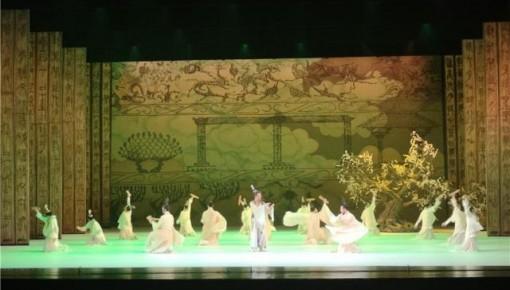 """中国歌剧舞剧院:弘扬优秀传统文化打造""""中国的文化名片"""""""