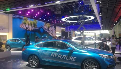 第十六届汽博会今日拉开帷幕 展出152个品牌、逾1300台车辆