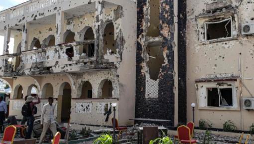 索马里恐袭已致26死56伤 确认2名中国公民受伤