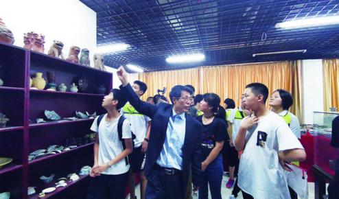 长春藏友开爱国主义教育展馆 藏品免费展出