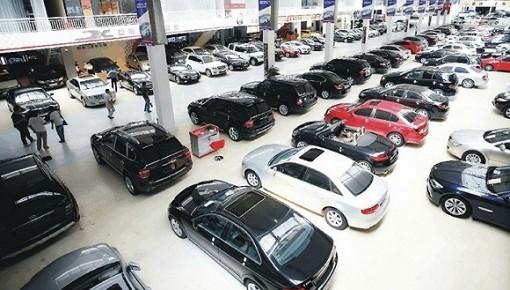 中国二手车实现首批出口