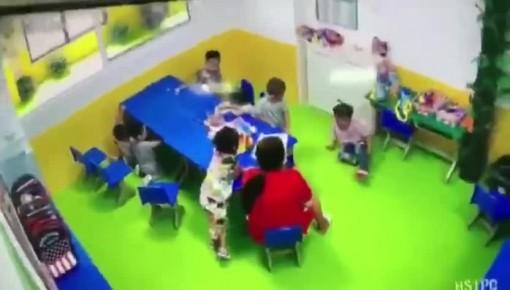 长春贝乐思艺术幼儿园幼师暴力欺童?官方已介入调查