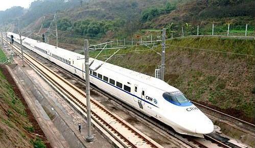 我国正研发时速400公里 可变轨高速列车