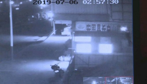 安图6天连撬两起ATM机银亭案告破