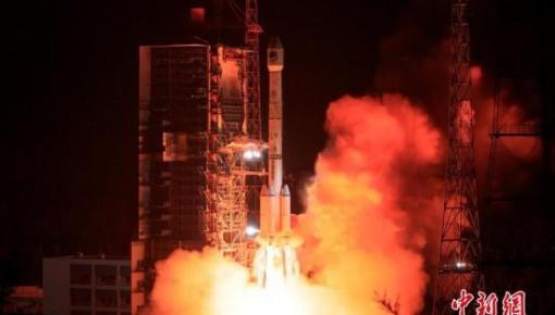 中国国家航天局:2025年前中国还将发射近百颗卫星