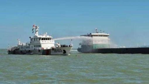 中国海警局7月10日起开通95110海上报警电话
