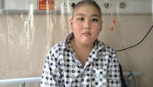 百万骨髓移植费用难住白血病男孩 希望您能帮帮他……