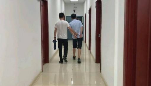 长春站前治乱专项行动 民警十天抓获五名网逃