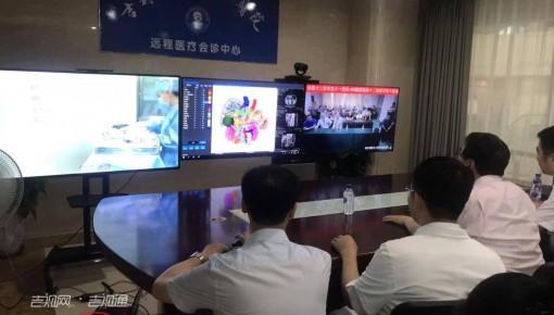吉大一院实现5G远程诊疗 颠覆传统就医模式