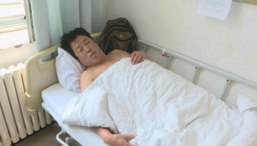 長春一老人在麻將館里起沖突被打傷