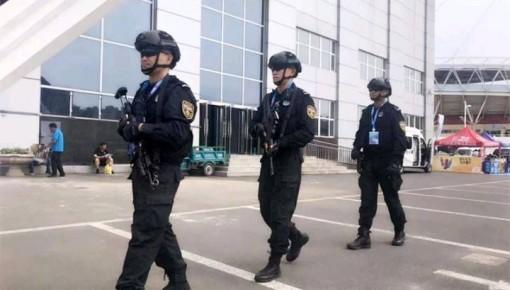 长春公安齐心协力完成东北亚博览会安保任务