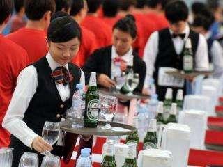 服務業成為中國國民經濟第一大產業 未來前景看好
