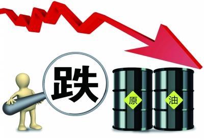 国际原油价格大幅下降 跌至7个月来最低