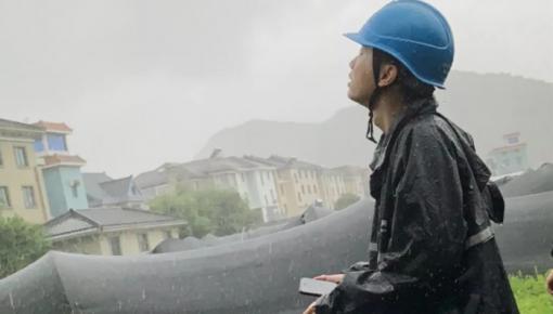 """""""我尽力了,但还是…""""抗台风一线,他哭得让人心疼!"""