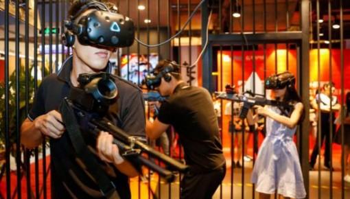 VR只能用于打游戏? 5G将助力展现更多打开方式