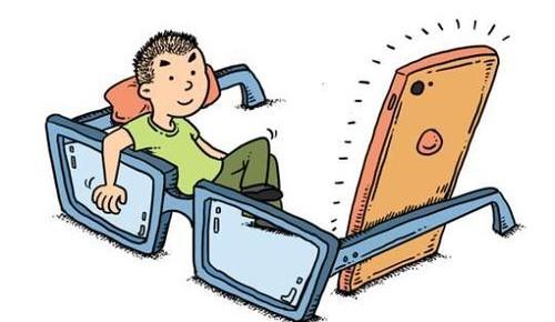 孩子暑间视力下降成常态 如何控制电子产品使用时间