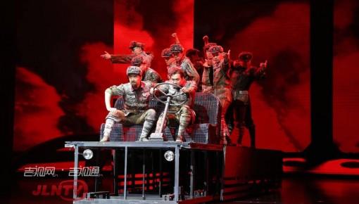 舞剧《红旗》今晚首演,主创人员邀您来看!