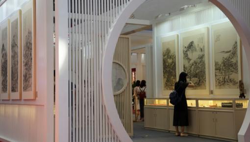在世界第二大书展阅中国阅世界——第二十六届北京国际图书博览会开幕侧记