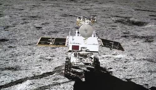"""""""嫦娥四号""""和""""玉兔二号""""被顺利唤醒 进入第九月昼"""