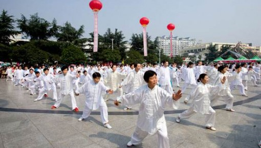 全民健身 近14亿人动起来——健康中国携手同行系列报道之三