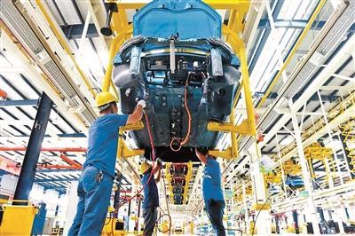 车企产能超过6000万 如何破解汽车产能过剩困局