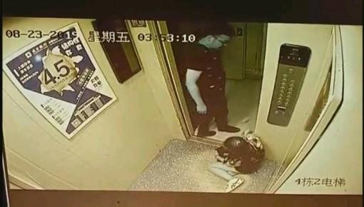 太过分!女子凌晨回家 电梯内遭陌生男子猥亵