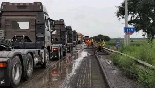 国道102线德惠至哈尔滨段常拥堵,究竟咋回事?