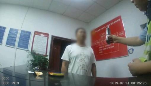 """长春:男子""""无证+酒驾""""上路被查,罚款4000拘留15天!"""