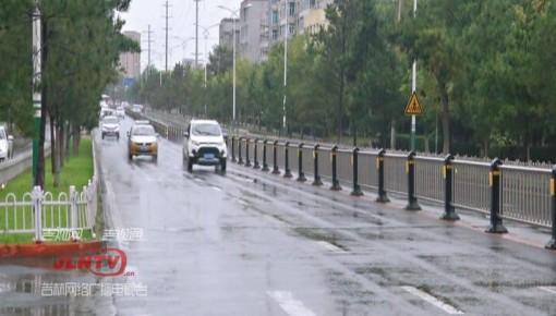"""注意!受台风""""利奇马""""影响 吉林省将迎来持续降雨+短时大风天气"""