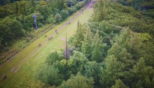 揭秘丨净月潭森林山地自行车马拉松赛最难路段在哪?
